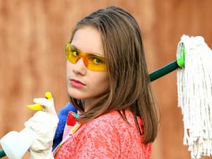 schoonmaken-garagedeur